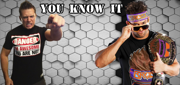 Banner - You Know It
