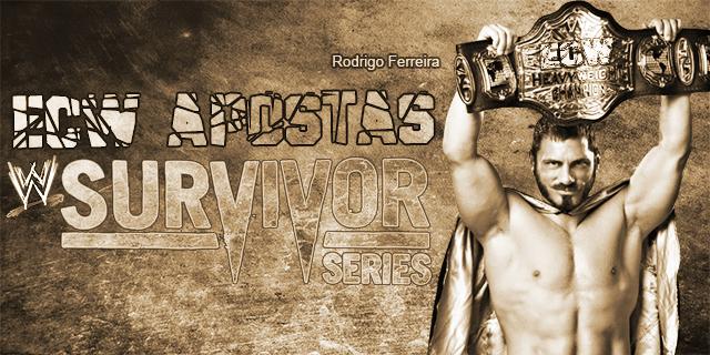 ECW Apostas - Survivor Series Banner (sépia)