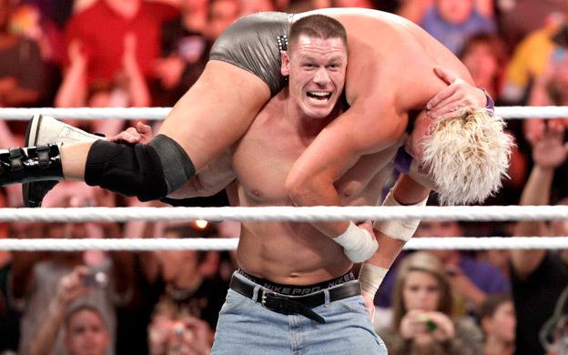 John Cena vs. Dolph Ziggler