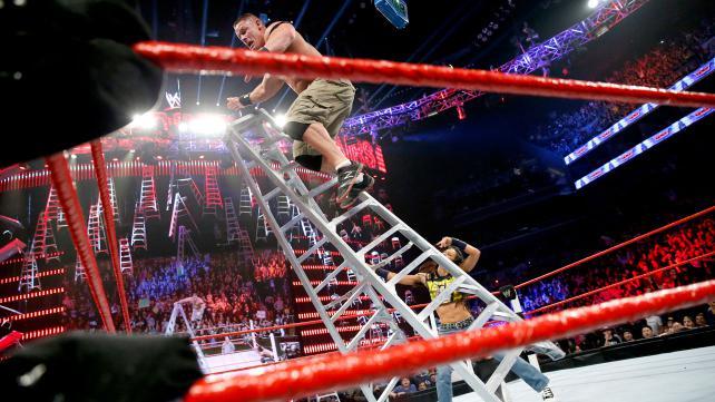 John Cena e AJ Lee