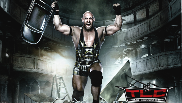 WWE TLC - Tables, Ladders & Chairs 2012