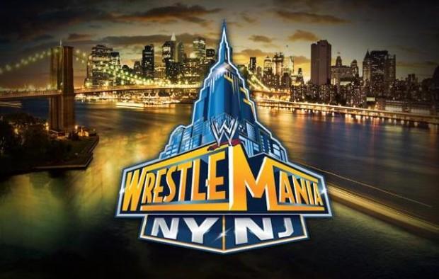 WWE WrestleMania XXIX Logo