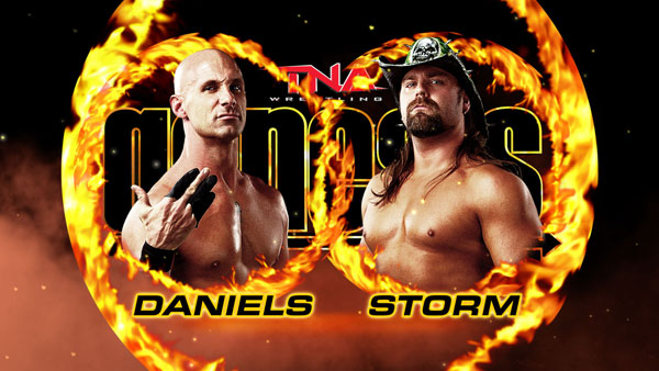 "Christopher Daniels vs ""Cowboy"" Bobby Roode"