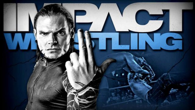 Impact Wrestling Logo (com Jeff Hardy)