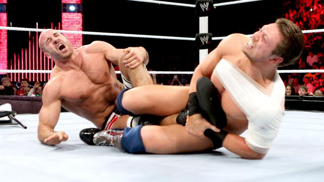 Antonio Cesaro e The Miz