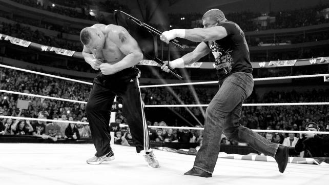 Brock Lesnar e Triple H